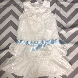 hanna andersson White Dress 130